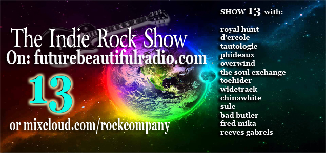 the indie rock show 13