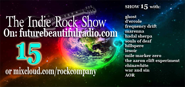 the indie rock show 15