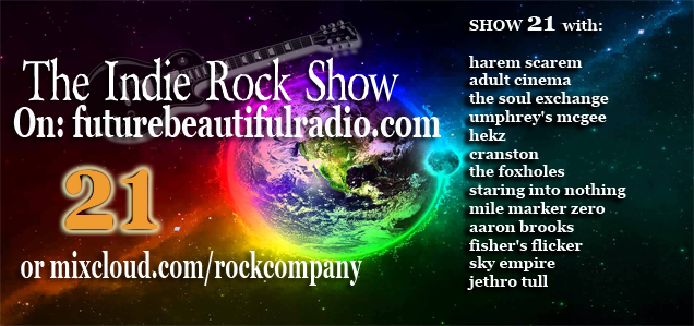 the indie rock show 21