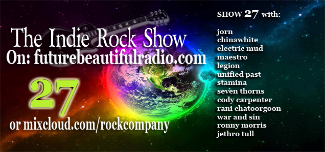 the indie rock show 27
