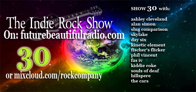 the indie rock show 30