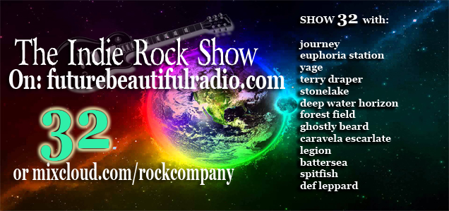 the indie rock show 32