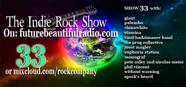 the indie rock show 33