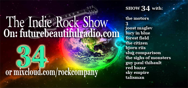the indie rock show 34