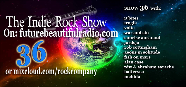the indie rock show 36